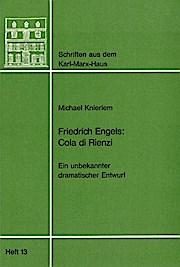 Friedrich Engels: Cola di Rienzi