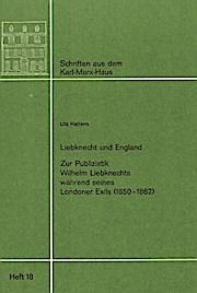 Liebknecht und England