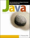 An Introduction to Object-Oriented Programming with Java;