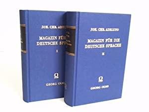 Magazin für die Deutsche Sprache  2 Bde