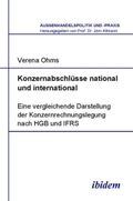 Konzernabschlüsse national und international;