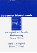 Biochemistry: With Lecture Notebook
