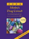 Mosby's Drug Consult 2004: The Comprehensive Reference for Generic and Brand Name Drugs (Mosby's Drug Consult)