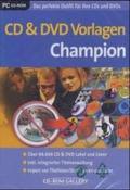 CD & DVD Vorlagen Champion;