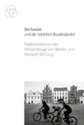 Greifswald und die östlichen Bundesländer;