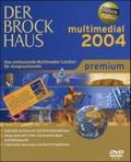 Brockhaus multimedial 2004 premium; 1 DVD-ROM für Windows; mi Duden-Eingabecheck