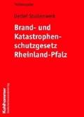 Brand- und Katastrophenschutzgesetz. Rheinland-Pfalz;