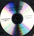 Rheinland-Pfalz Jahrbuch 2005, 1 CD-ROM Ministerien, Behörden, Kommunen, Verbände, Einrichtungen des öffentlichen Lebens