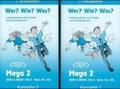 Wer? Wie? Was? Mega, neue Rechtschreibung, Stufe.2, 2 Cassetten zum Schülerbuch