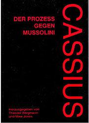 Der Prozess gegen Mussolini;