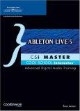 Ableton Live X Csi Master. CD-ROM