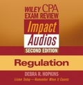 Wiley CPA Examination Review Impact Audios. Regulation Set (CPA Examination Review Impact Audios)