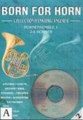 Born for Horn, m. Audio-CD