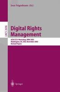 Digital rights management : revised papers
