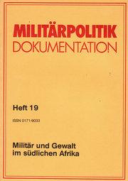 Militärpolitik Heft 19