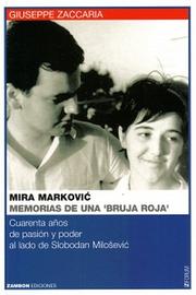 Mira Marcovic: Memorias de una bruja roja