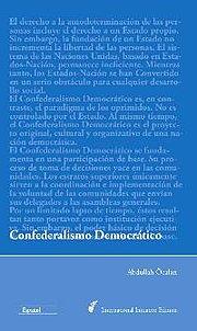 Confederalismo Democrático