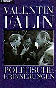 Politische Erinnerungen (Knaur Taschenbücher. Biographien)