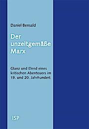 Der unzeitgemäße Marx