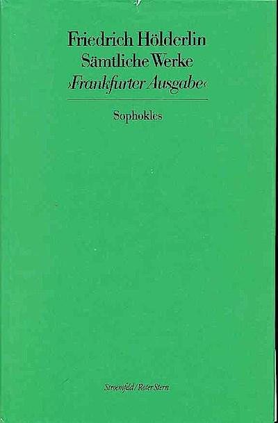 Sophokles, Bd 16