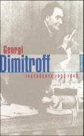 Georgi Dimitroff. Tagebücher 1933-1943. Zwei Bände in Kassette